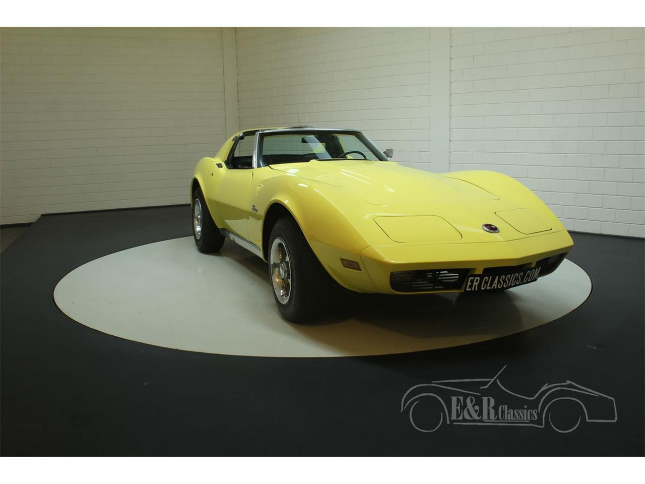 Large Picture of 1974 Corvette - $34,292.00 Offered by E & R Classics - PFBT
