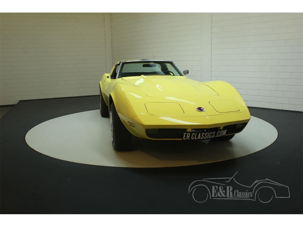 Large Picture of 1974 Chevrolet Corvette located in Waalwijk noord brabant Offered by E & R Classics - PFBT