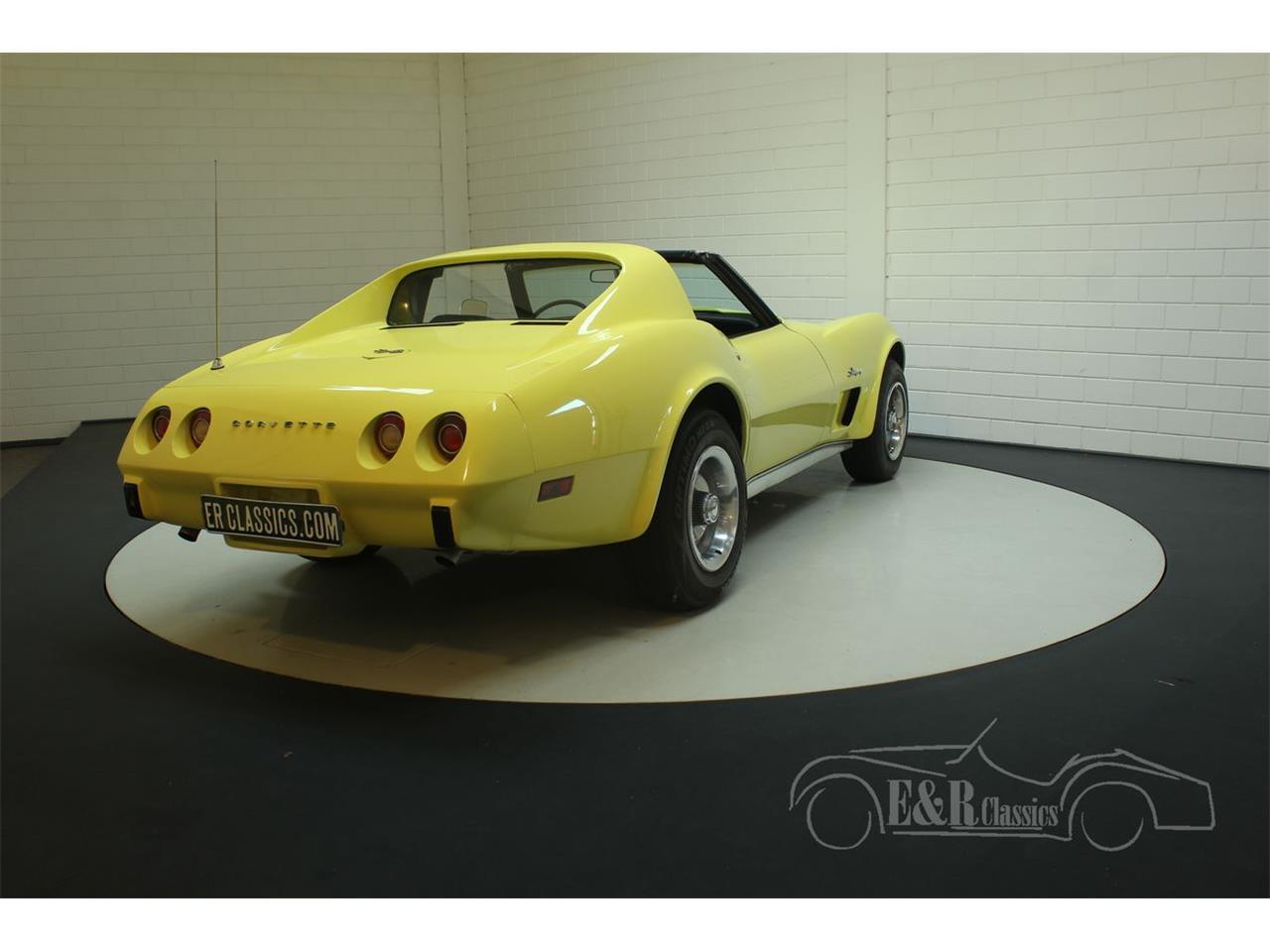 Large Picture of '74 Corvette - PFBT