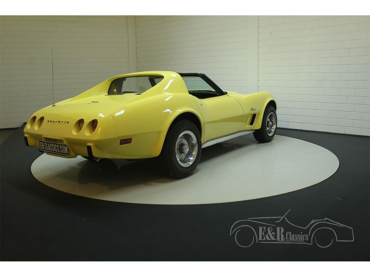 Large Picture of 1974 Chevrolet Corvette Offered by E & R Classics - PFBT