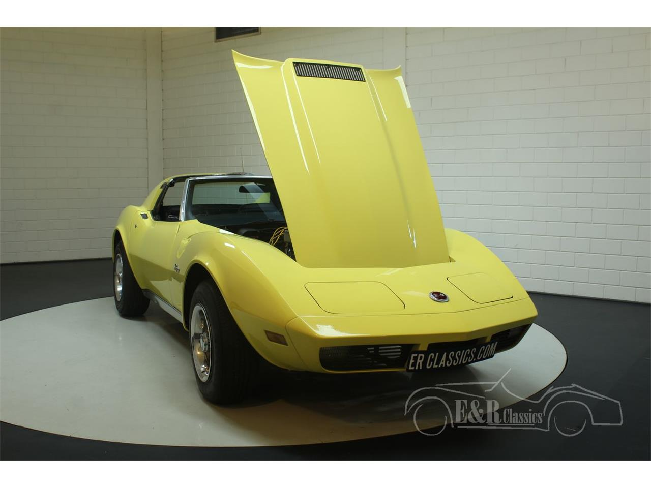 Large Picture of 1974 Chevrolet Corvette located in Waalwijk noord brabant - $34,292.00 Offered by E & R Classics - PFBT