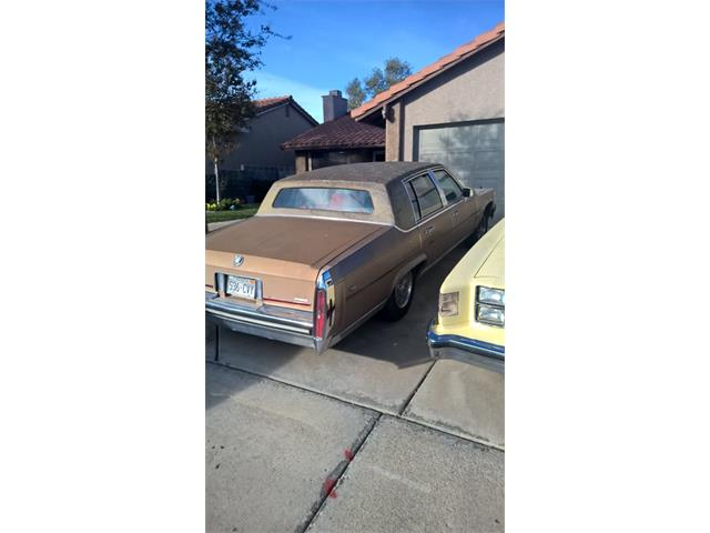 Picture of 1989 Cadillac Brougham - $3,495.00 - PFC5