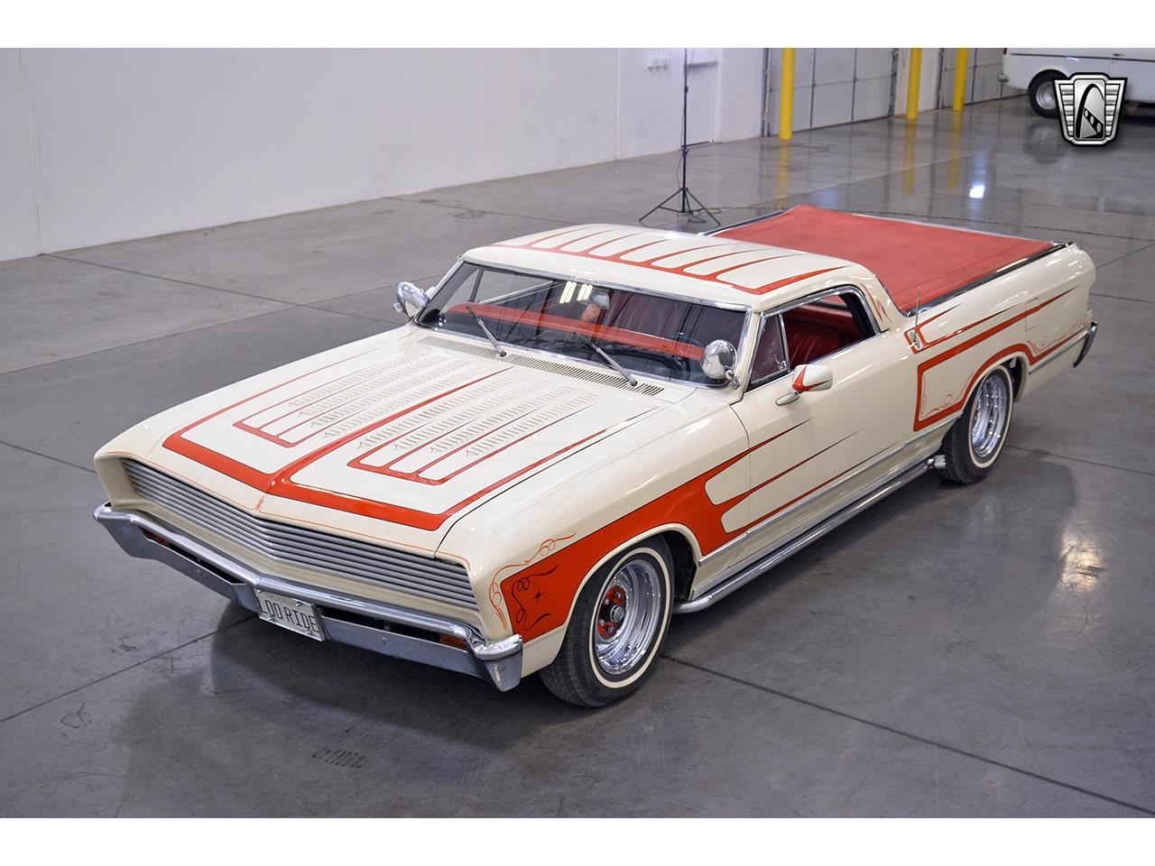 Large Picture of Classic 1967 El Camino Offered by Autostore Unique - PFC7