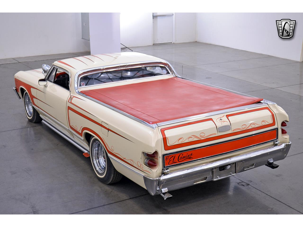 Large Picture of 1967 Chevrolet El Camino located in Scottsdale Arizona - $27,000.00 Offered by Autostore Unique - PFC7