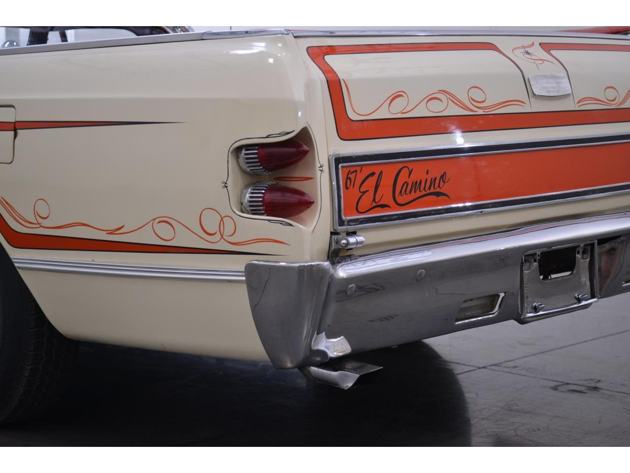 Large Picture of 1967 Chevrolet El Camino - $27,000.00 - PFC7