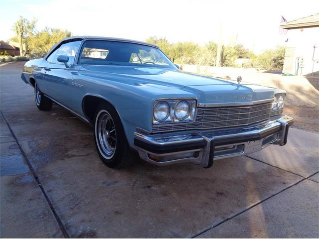 Picture of '75 Buick LeSabre located in Arizona - $19,995.00 - PFC8