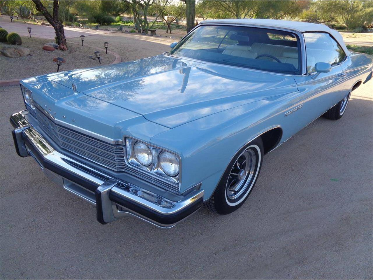 Large Picture of 1975 LeSabre - $20,750.00 Offered by Autostore Unique - PFC8