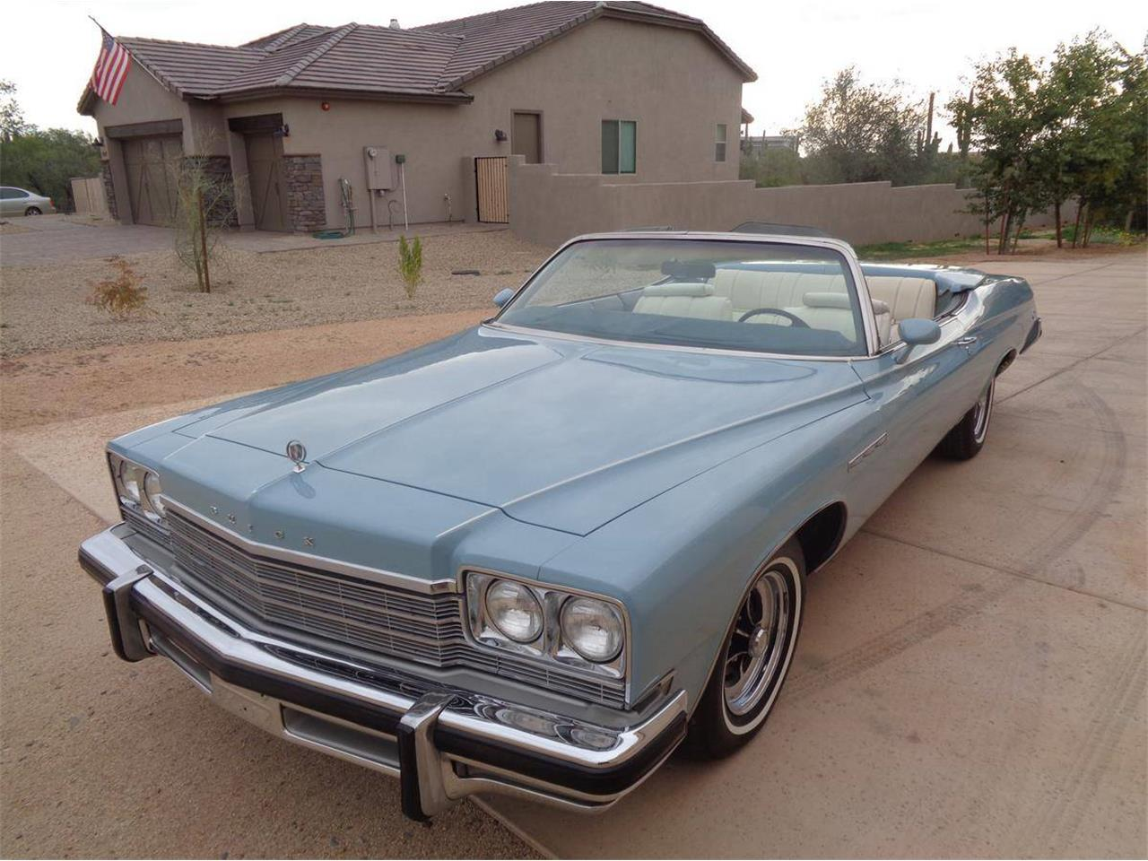 Large Picture of 1975 Buick LeSabre located in Scottsdale Arizona - PFC8