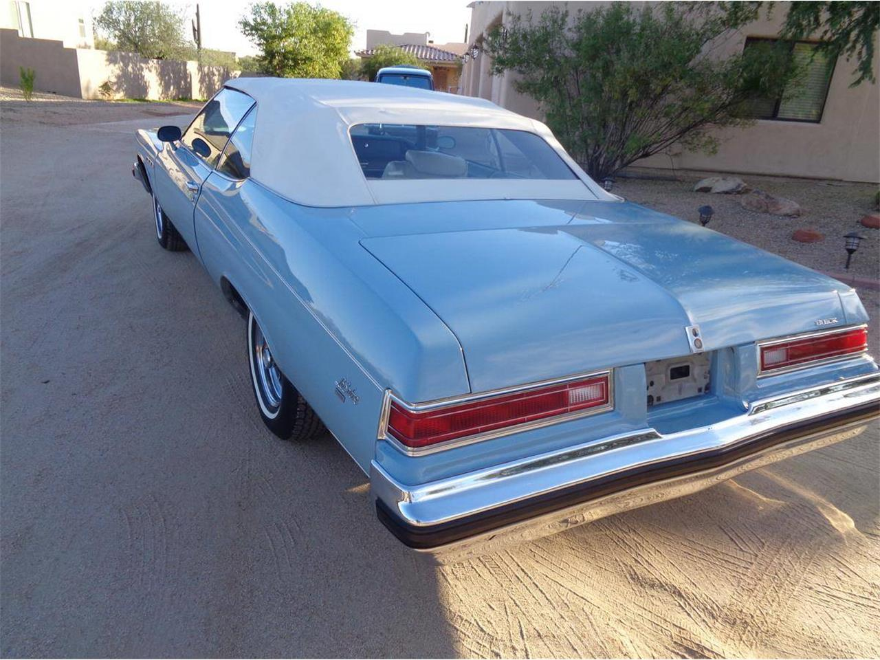 Large Picture of '75 LeSabre located in Scottsdale Arizona - $20,750.00 Offered by Autostore Unique - PFC8