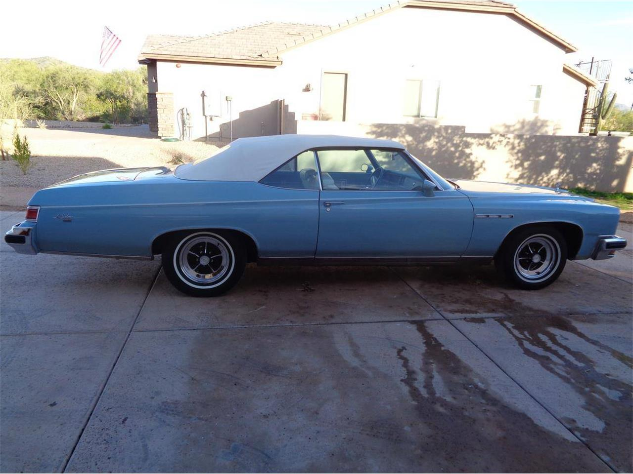 Large Picture of 1975 LeSabre located in Scottsdale Arizona - PFC8