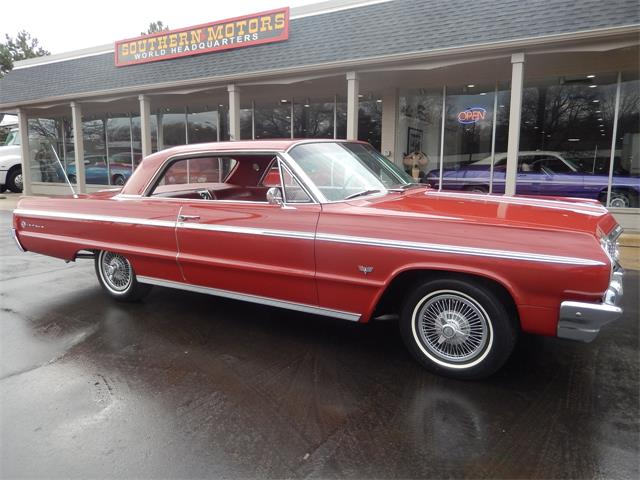 Picture of 1964 Chevrolet Impala SS - $39,500.00 - PFCF
