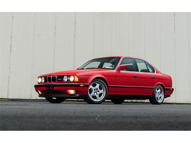 Picture of 1991 M5 located in Pennsylvania - $55,000.00 Offered by  - PFCK