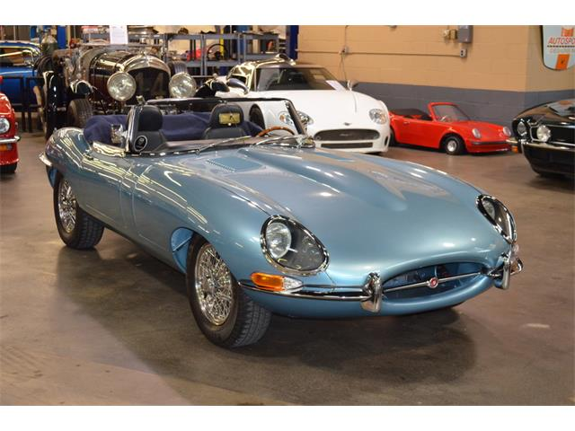 Picture of '67 E-Type - PFCP