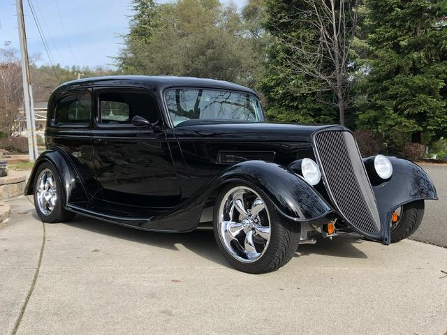Picture of '34 Ford Sedan - $66,500.00 - PFCZ