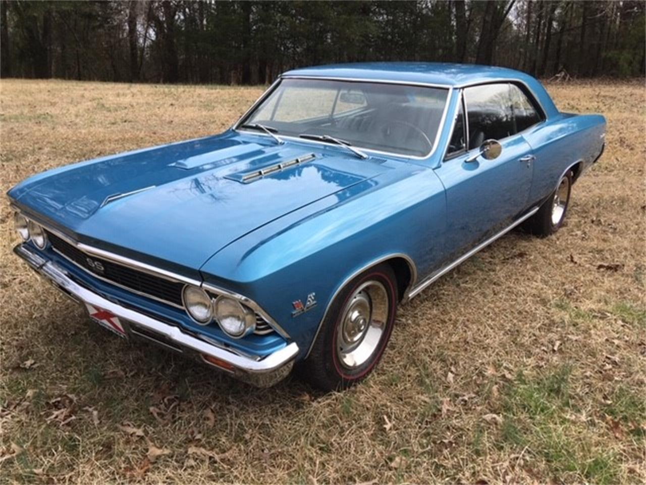 For Sale 1966 Chevrolet Chevelle Ss In Tuscaloosa Alabama