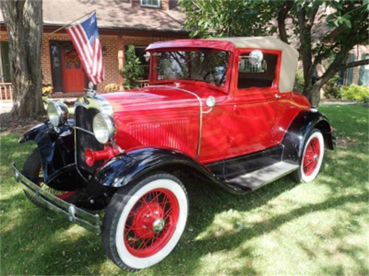 Large Picture of '30 Street Rod - PFDK