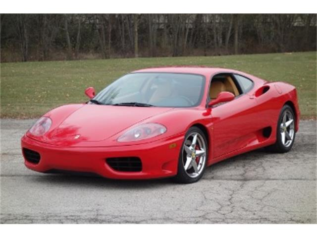 Picture of '99 Ferrari 360 Modena Offered by  - PFDR