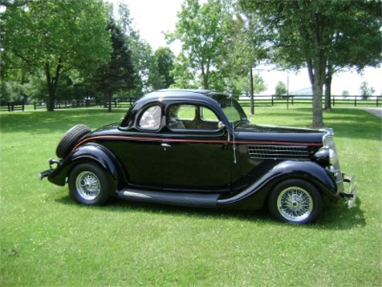 Large Picture of '35 Street Rod - PFDV