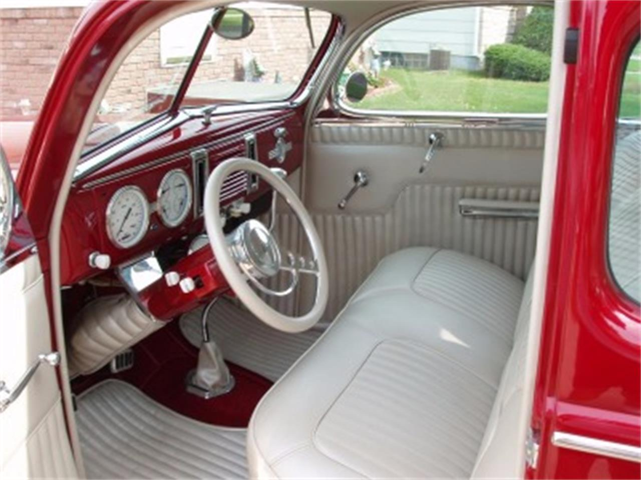 Large Picture of 1939 Ford Street Rod located in Illinois Offered by North Shore Classics - PFE0