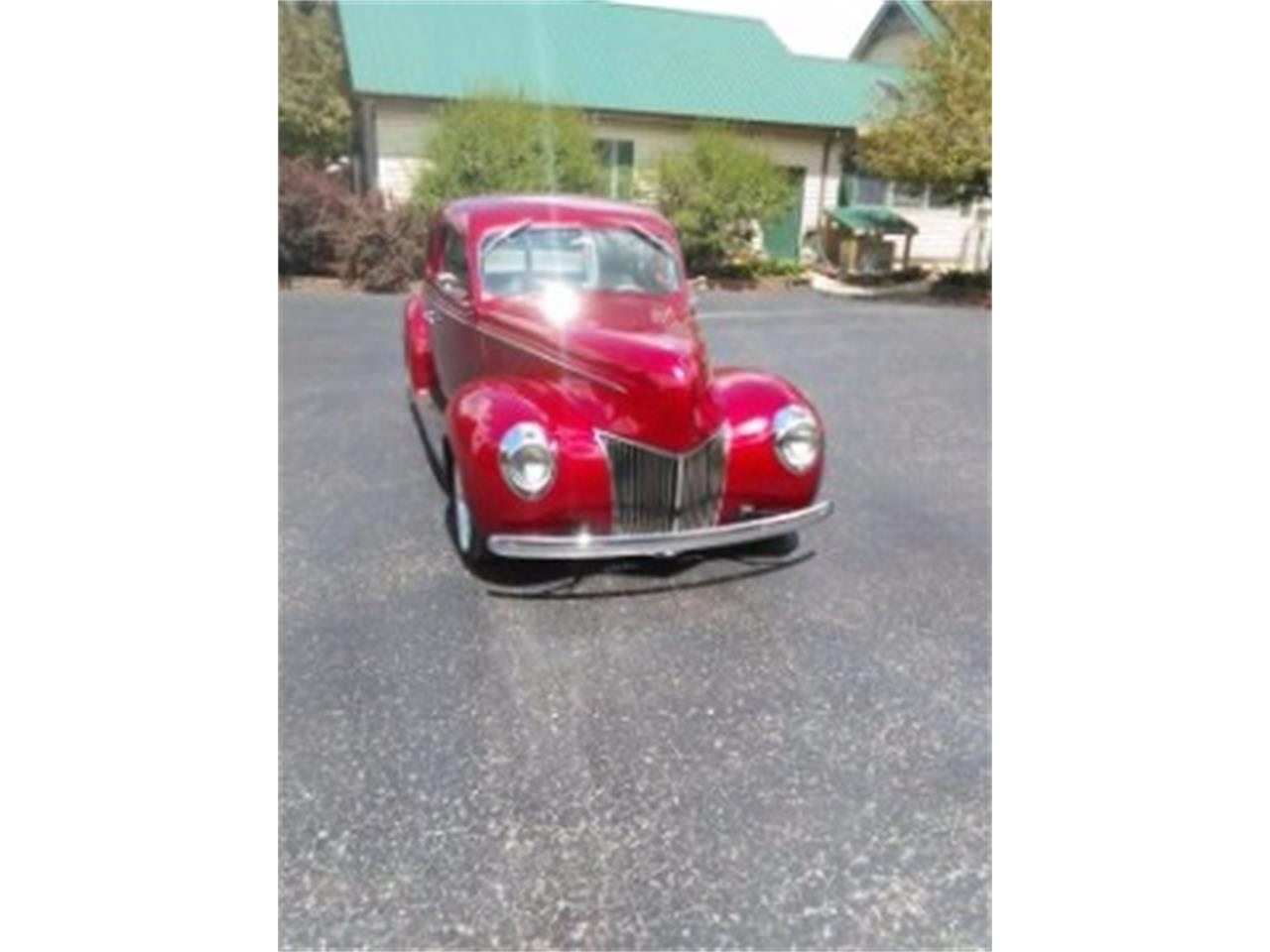 Large Picture of 1939 Ford Street Rod Offered by North Shore Classics - PFE0