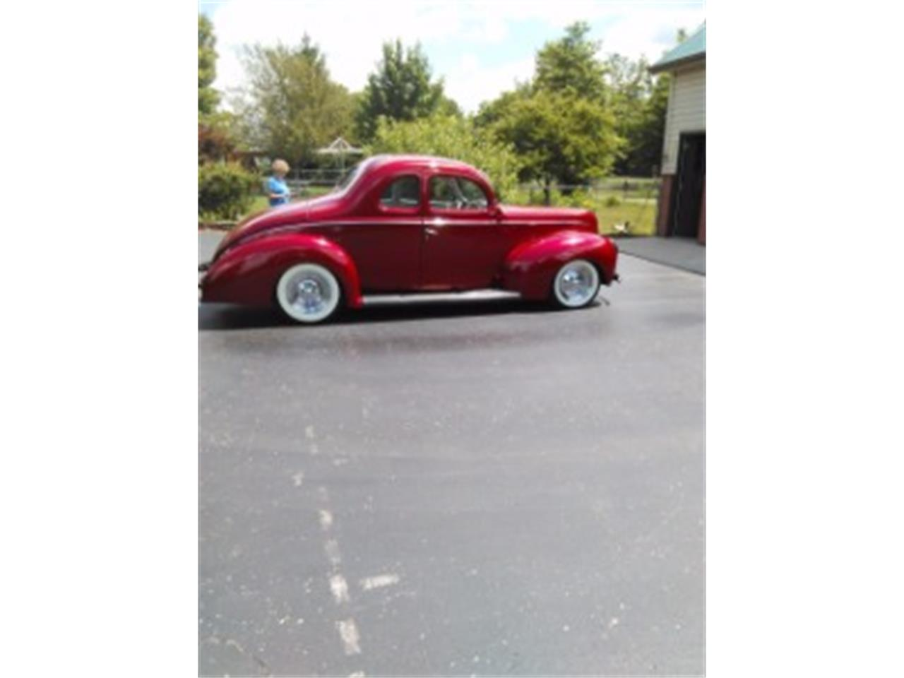 Large Picture of 1939 Ford Street Rod located in Mundelein Illinois - $62,500.00 Offered by North Shore Classics - PFE0