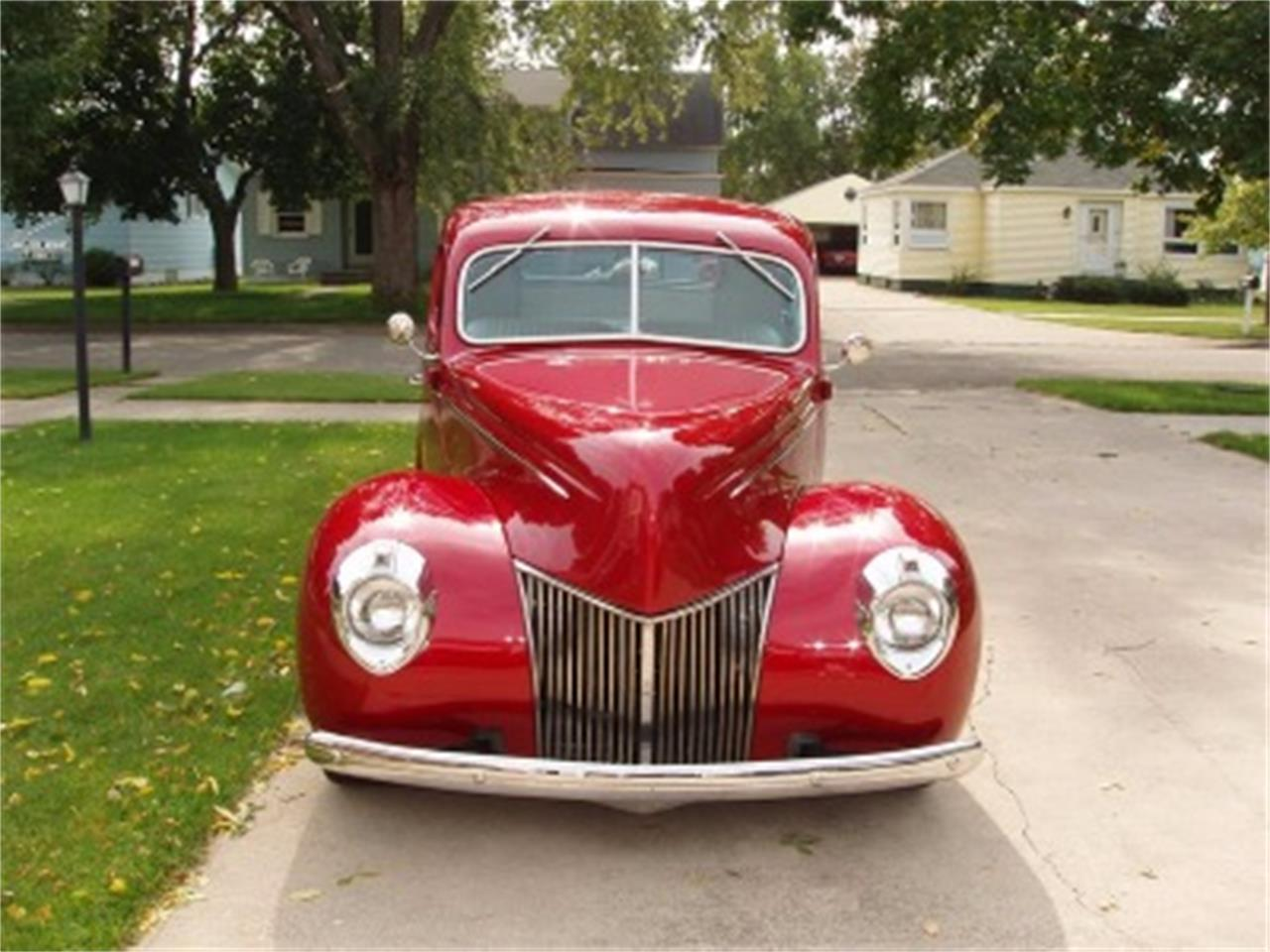 Large Picture of Classic '39 Ford Street Rod - $62,500.00 - PFE0