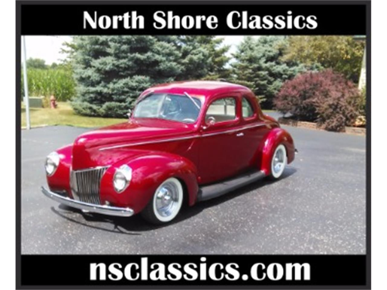 Large Picture of Classic 1939 Street Rod - $62,500.00 Offered by North Shore Classics - PFE0