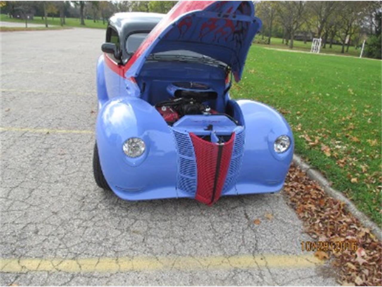 Large Picture of 1940 Street Rod located in Mundelein Illinois - $33,900.00 - PFE3