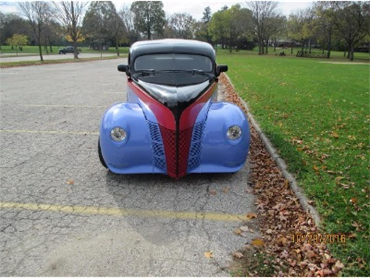Large Picture of '40 Street Rod - PFE3