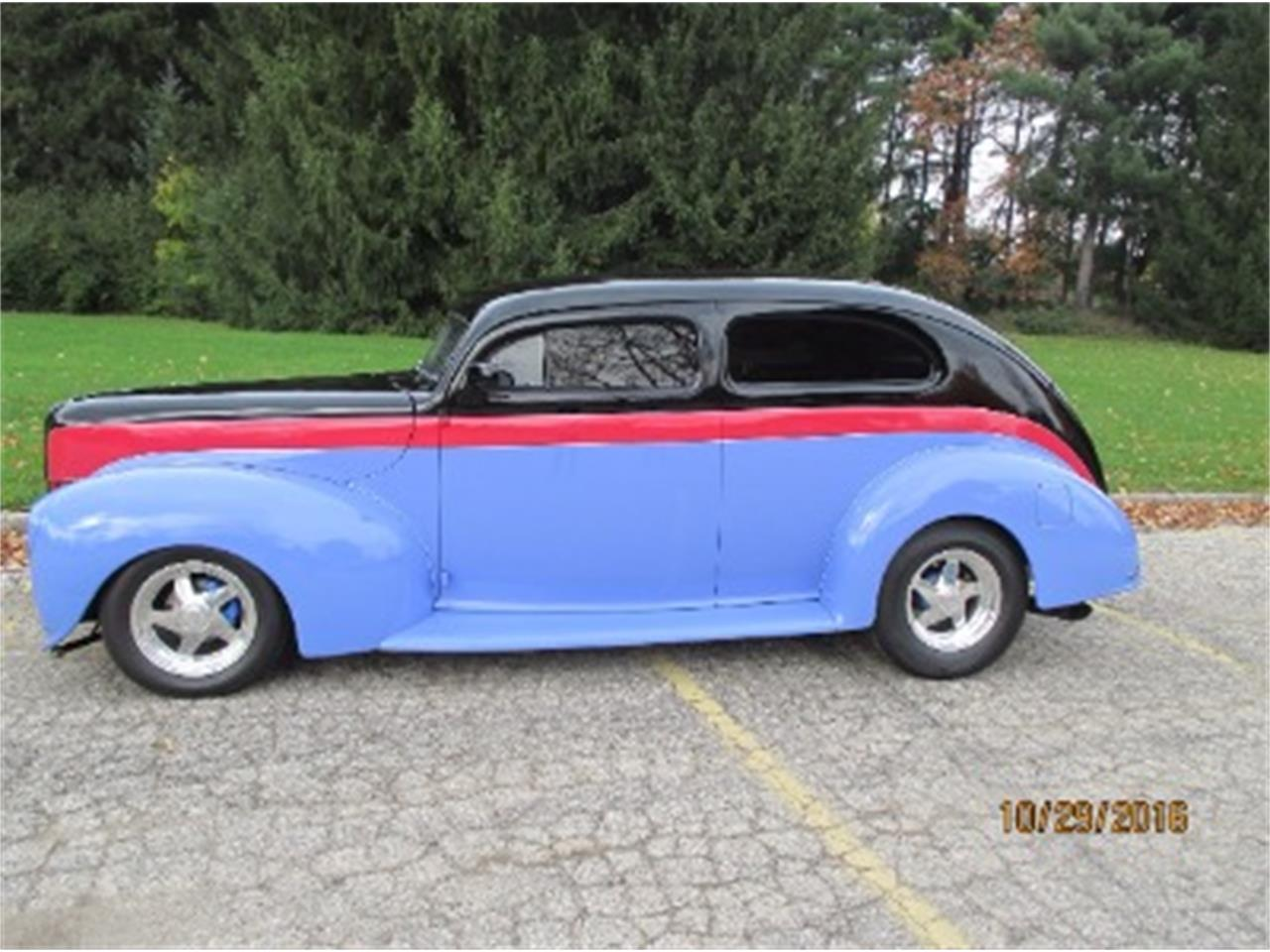 Large Picture of '40 Ford Street Rod located in Mundelein Illinois Offered by North Shore Classics - PFE3
