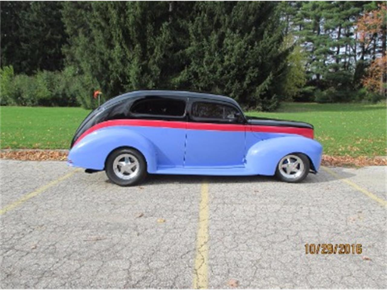 Large Picture of Classic '40 Ford Street Rod located in Illinois Offered by North Shore Classics - PFE3