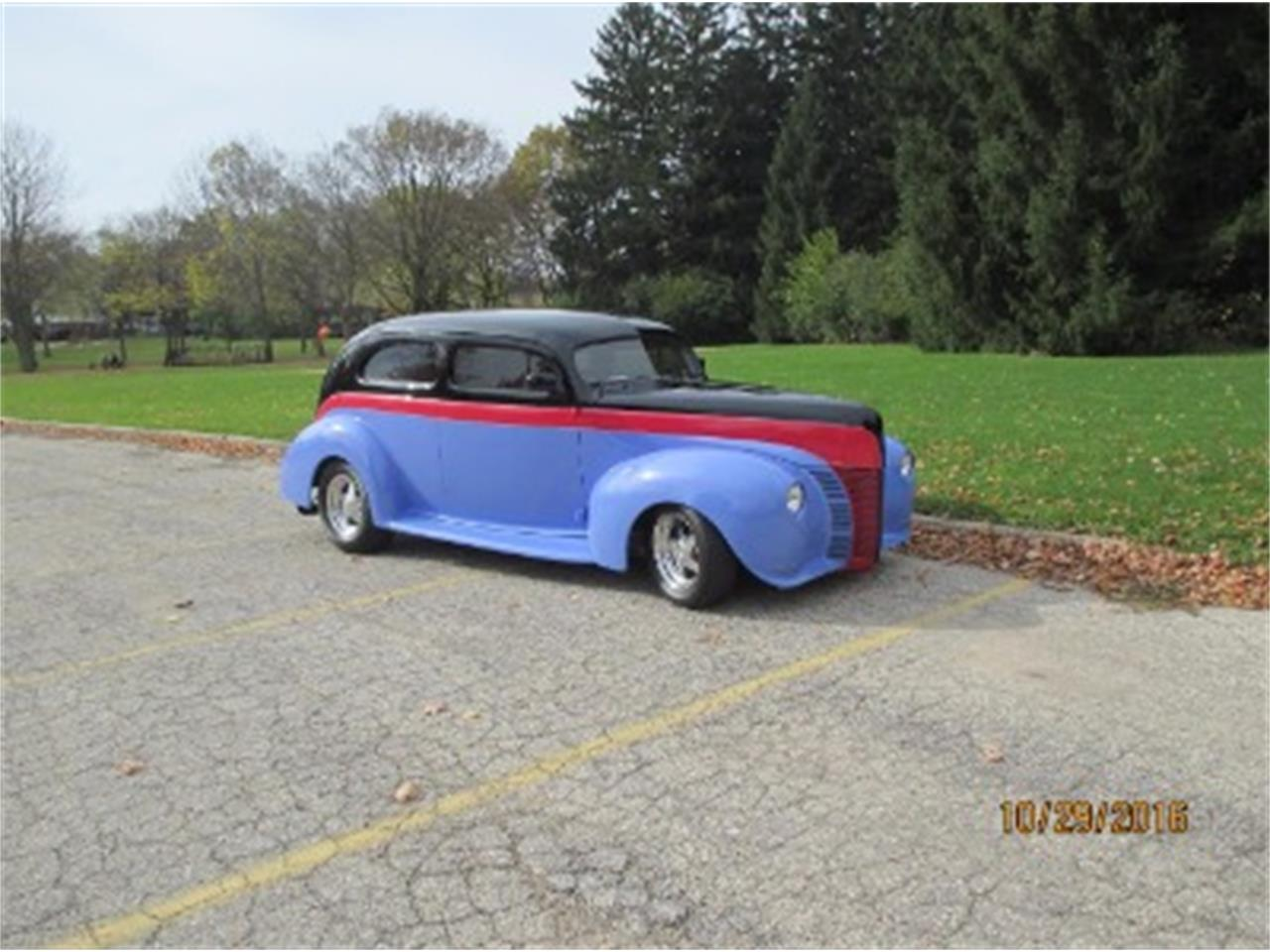 Large Picture of Classic '40 Street Rod - PFE3