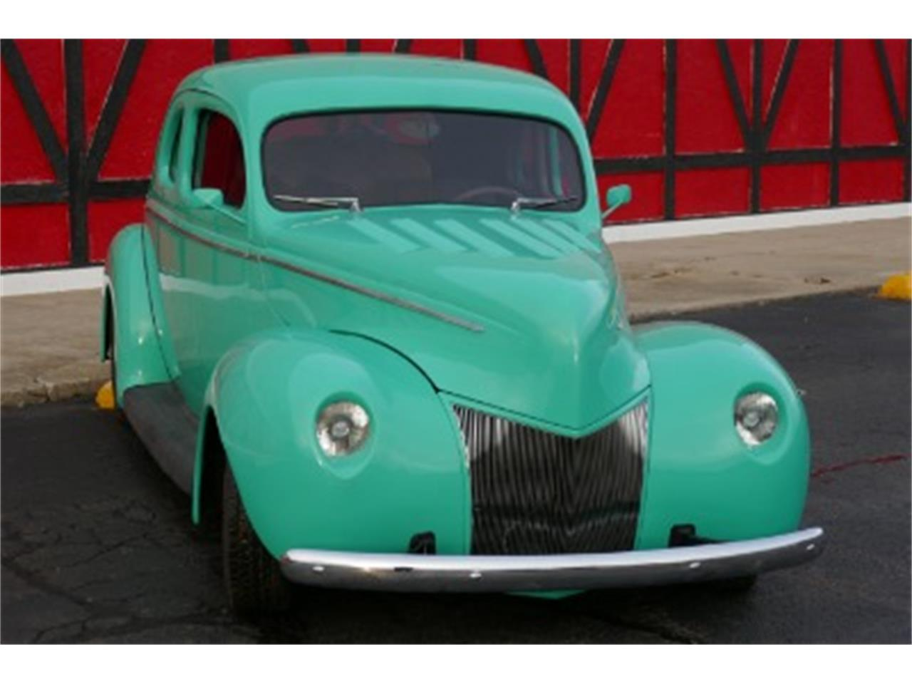 Large Picture of '40 Street Rod - PFE4