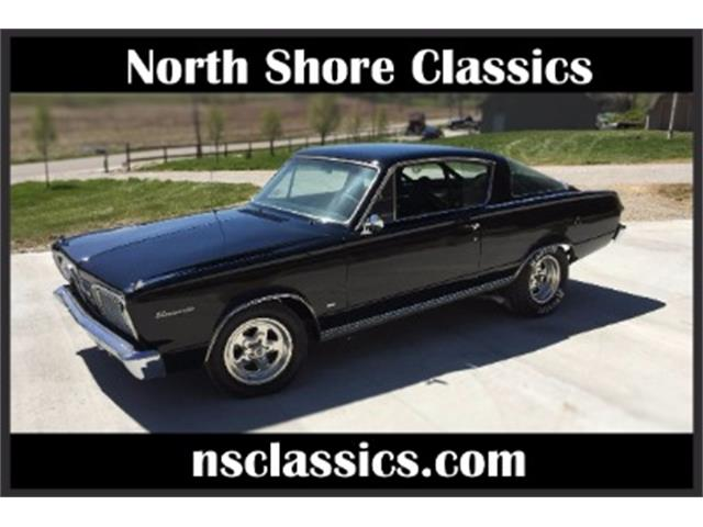 Picture of Classic 1966 Cuda located in Mundelein Illinois - $21,500.00 - PFE9
