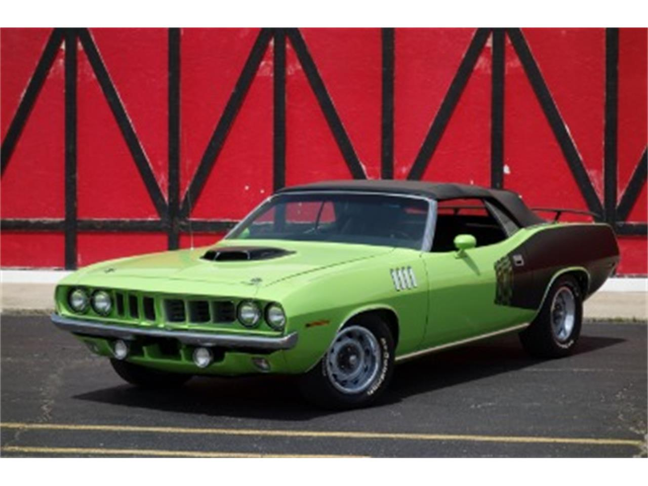 Large Picture Of 71 Cuda Pfeb