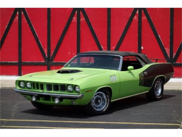 Picture of '71 Plymouth Cuda - PFEB