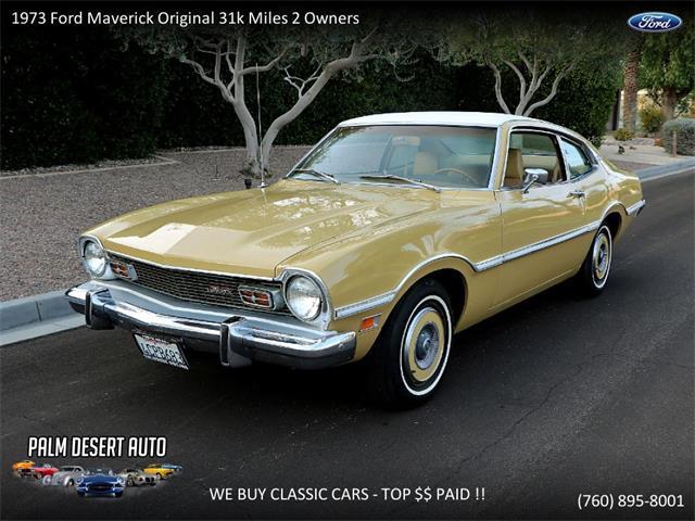 Picture of Classic 1973 Maverick - $14,950.00 - PFEN