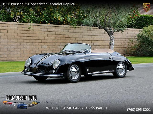 Picture of Classic '56 Porsche 356 Replica - PFEO