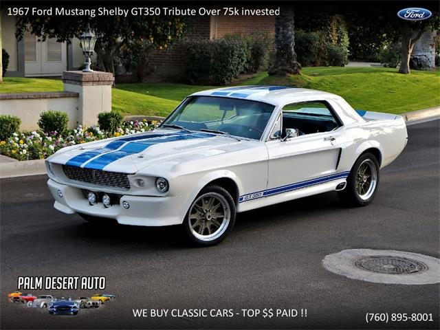 Picture of '67 Mustang Shelby GT350 - PFEQ