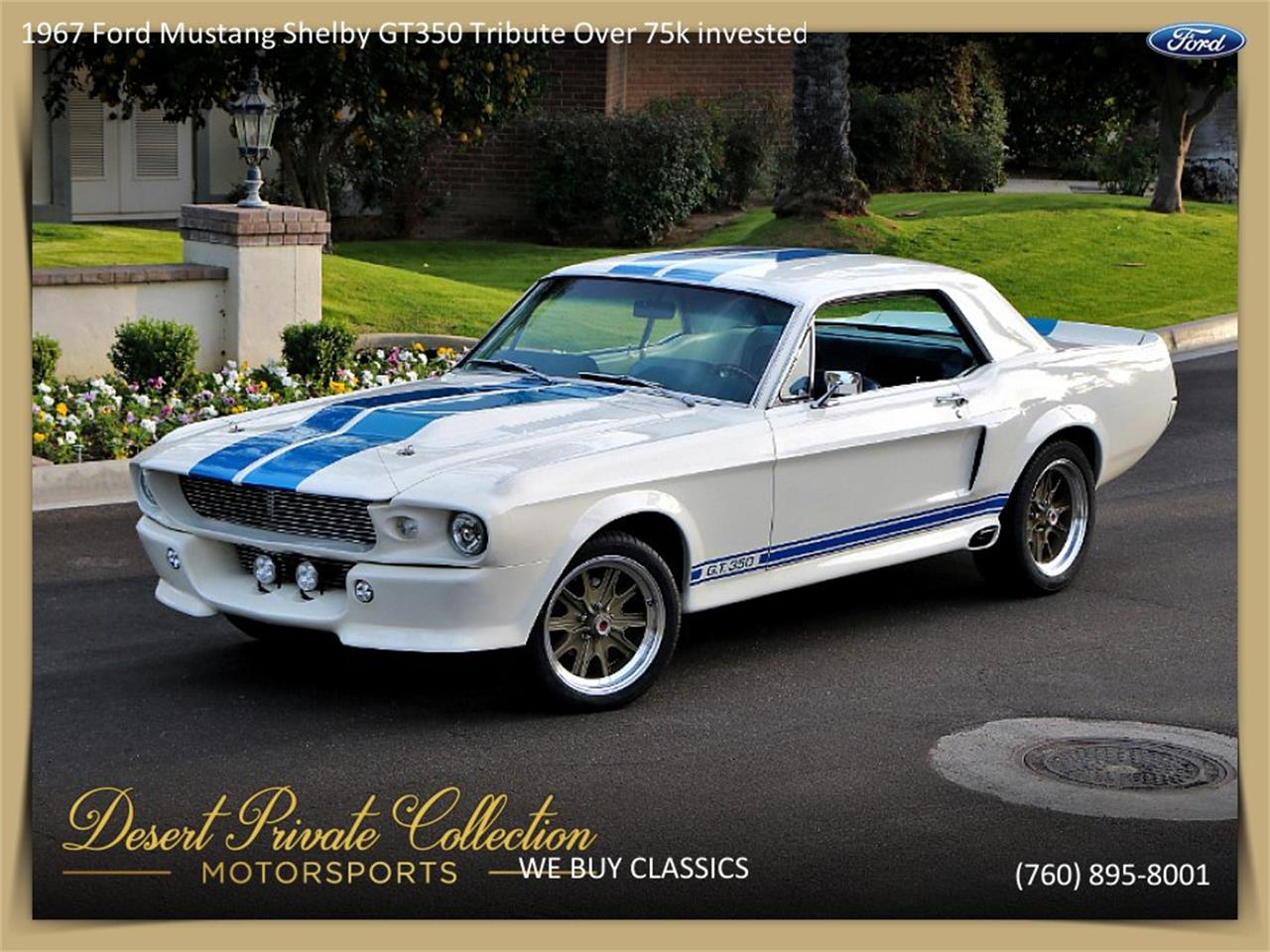 Large picture of 1967 ford mustang shelby gt350 47750 00 pfeq