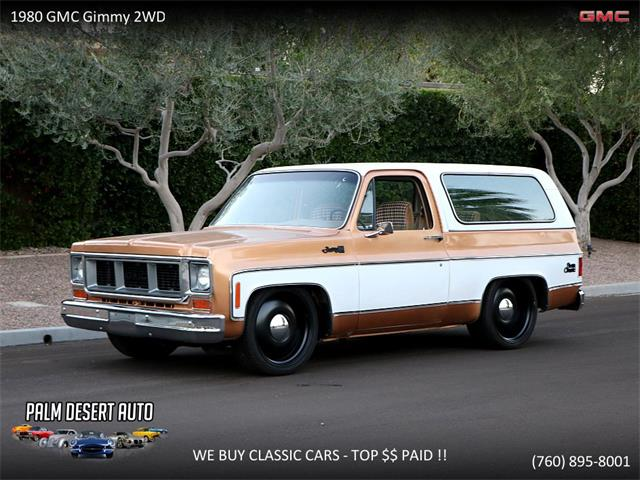 Picture of 1980 GMC Jimmy located in Palm Desert  California - $14,950.00 - PFEY