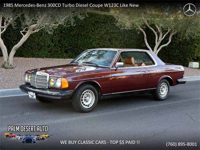 Picture of 1985 Mercedes-Benz 300CD - $21,750.00 - PFEZ
