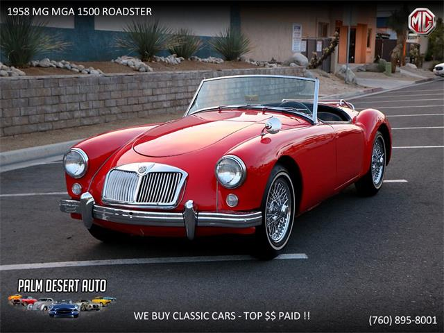 Picture of '58 MGA - PFF3