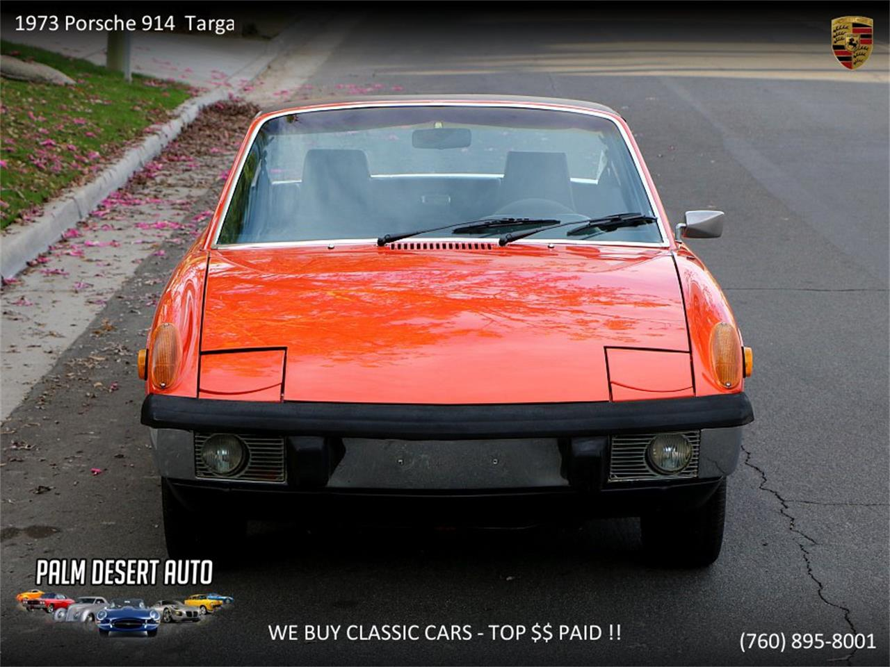 Large Picture of Classic 1973 Porsche 914 located in Palm Desert  California - $17,450.00 - PFF8
