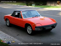 Picture of Classic 1973 914 Offered by Palm Desert Auto - PFF8