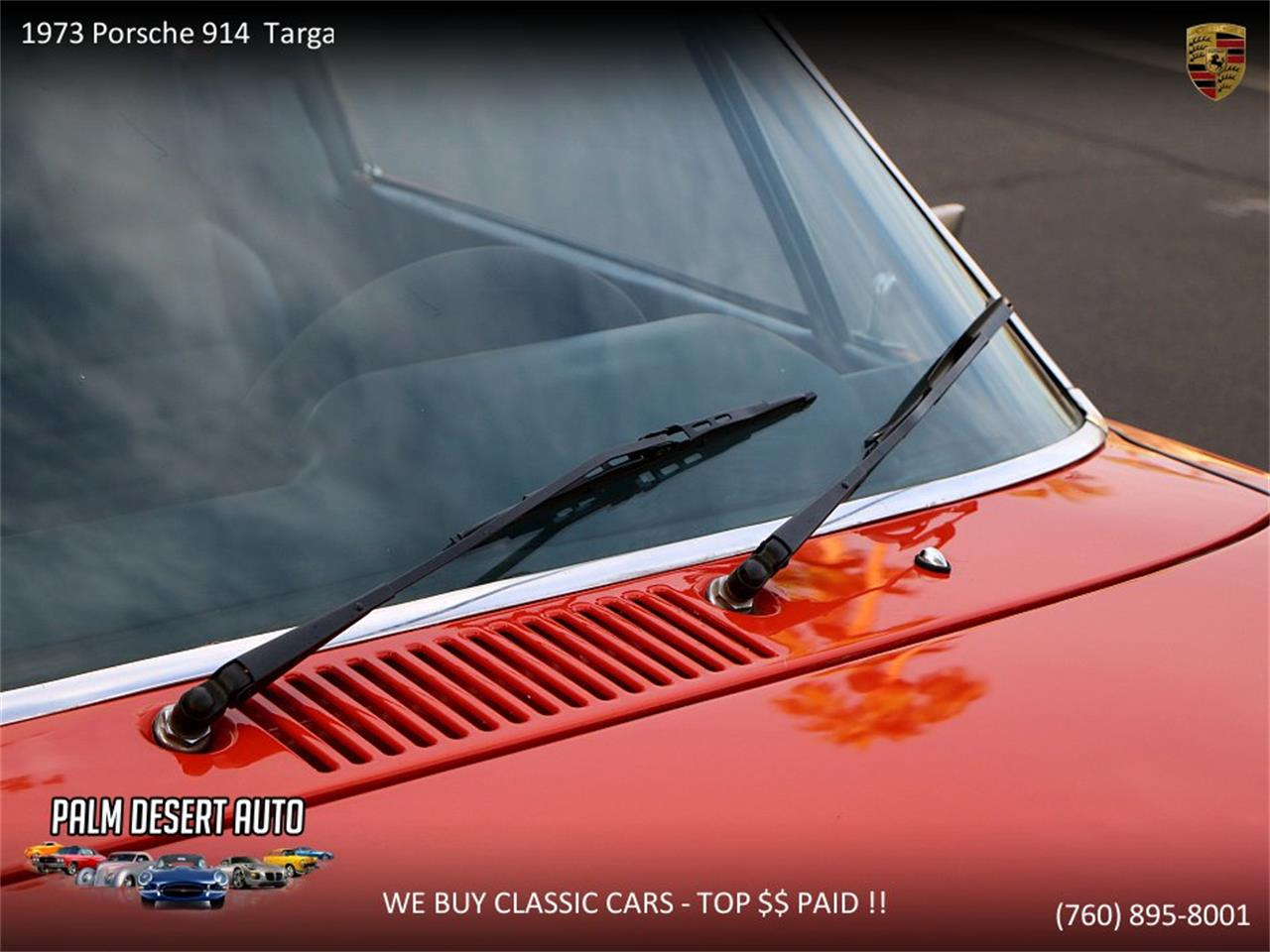 Large Picture of '73 914 located in California - $17,450.00 Offered by Palm Desert Auto - PFF8