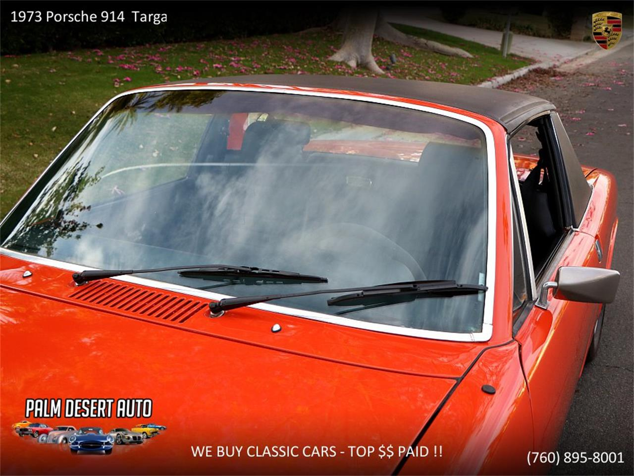 Large Picture of Classic '73 914 - $17,450.00 Offered by Palm Desert Auto - PFF8