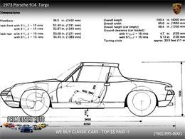 Picture of '73 Porsche 914 located in Palm Desert  California - $17,450.00 Offered by Palm Desert Auto - PFF8