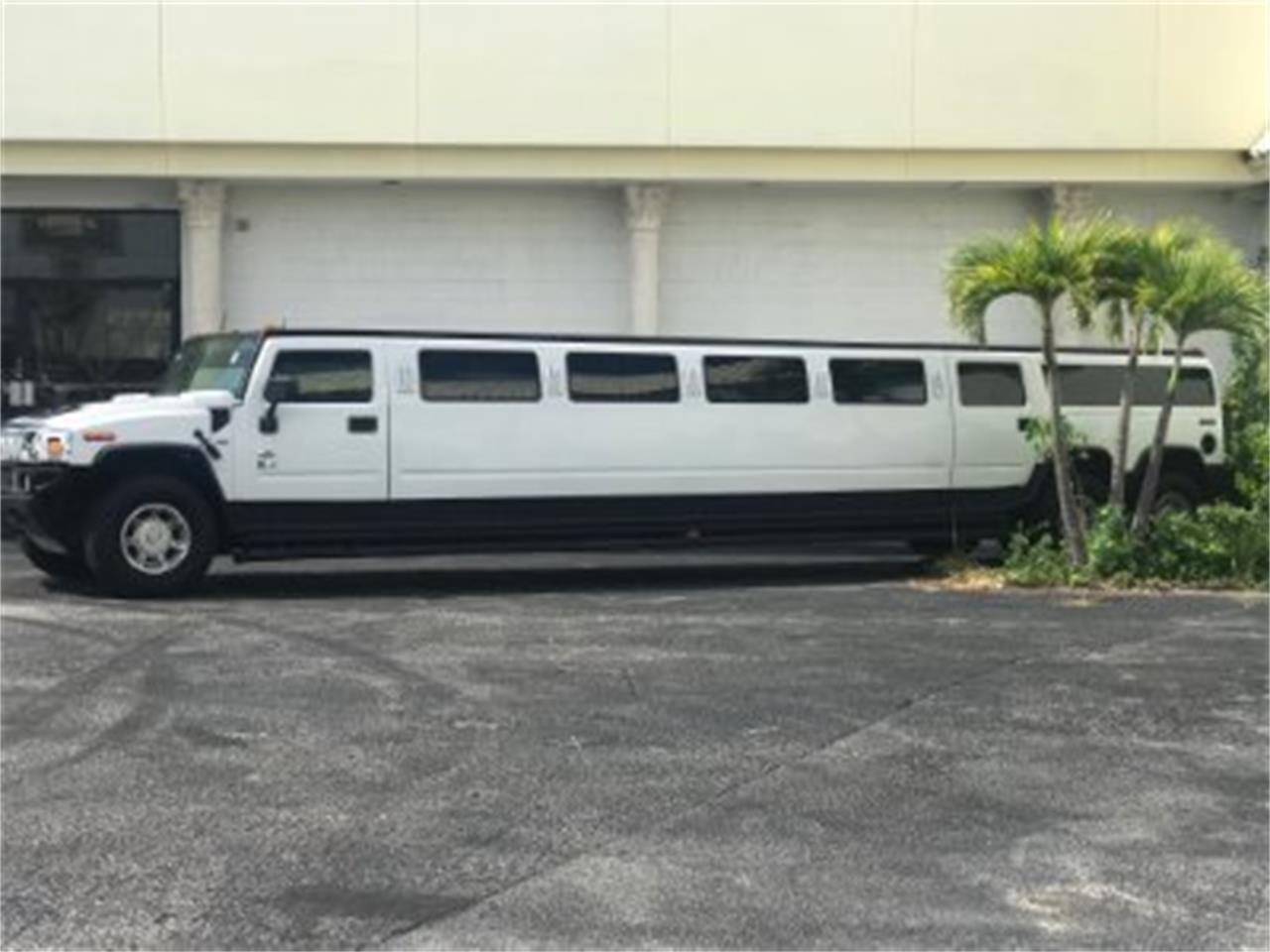 Limo For Sale >> For Sale 2003 Hummer Limo In Miami Florida