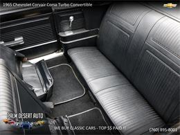 Picture of Classic 1965 Corvair located in Palm Desert  California - $17,750.00 - PFFC